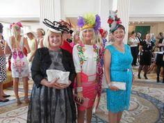 Ladies  BY CARENA28  #millinery #hats #HatAcademy