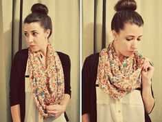 Prim and Propah: The Infinity Scarf, a DIY [Guest Post]