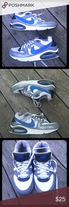 Nike Air Max Command SZ 8 There is some wear to the rear on both and the insoles have been removed. See pictures Nike Shoes Sneakers