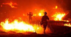 Costs to battle massive, explosive wildfires have decimated the budget of the U.S. Forest Service charged with fighting the blazes, according to a new report released [Wed. 2015/08/05] usatoday.com  #firefighting #costssoar #blazesworsen