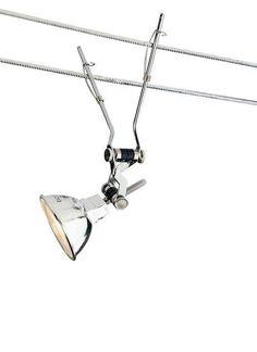 Tech Lighting 700KJAN05S, KL JANE 5.5IN MR16 S.NICKEL