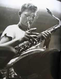 Zoot Sims by William Claxton
