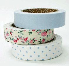 the magic notebook sells beautiful deco, washi, and fabric tapes including MT of Japan's masking tapes, Daily Like's gorgeous range of fabric tapes, Korean stationer Bbiddak's uniquely illustrated artist tapes and Colte's delightful Fabric Tape, Paper Tape, Polymer Clay Beads, Handmade Polymer Clay, Duct Tape, Masking Tape, Washi Tape Crafts, Washi Tapes, Bujo Inspiration