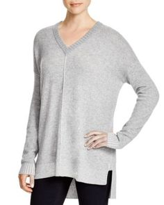 Eileen Fisher Cashmere Tunic Sweater | Bloomingdale's