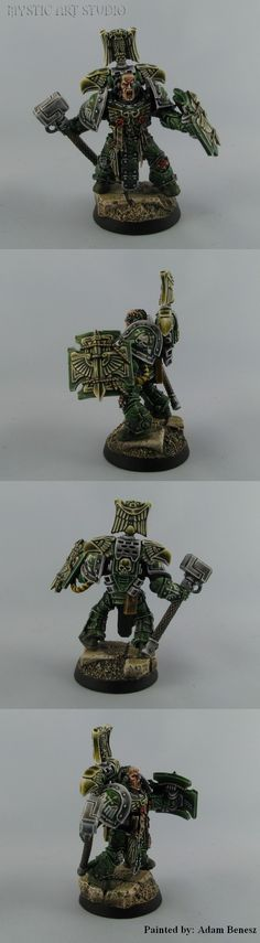 Dark Angels Hero