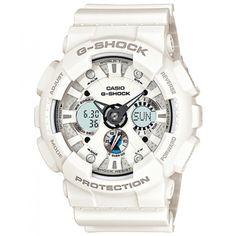 G-shock #white
