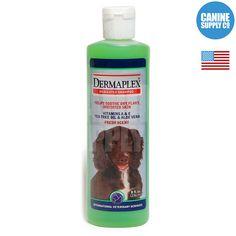 Dermaplex Medicated Dog Shampoo - All Sizes