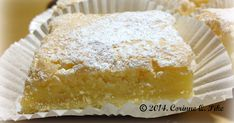Heart of Mary: Heavenly Lemon Squares Lemon Recipes Easy, Lemon Dessert Recipes, Tart Recipes, Sweet Recipes, Delicious Desserts, Yummy Food, Fancy Desserts, Yummy Treats, Bakery Recipes
