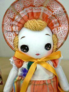 人形の専門店ドルスバラード創作人形作家のご紹介:ハナブンさん