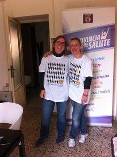 21.03.2014 #andareoltresipuo #wdsd #wdsd2014 #Lucca Bianca