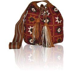 Manaure | Wayuu Crossbody bag