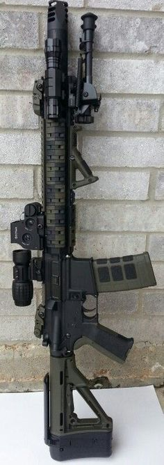 Now this is a beautifully put together masterpiece, AR-15 Rifle. | Weapons and armor | Pinterest | Rifles, Guns and Weapons