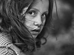 Again black and white portrait photography - stunning!!!  Portraiture…