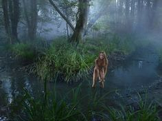 MARIE ANGELIQUE MEMMIE LE BLANC (THE WILD GIRL OF CHAMPAGNE): FRANCE-1731 HUFFINGTONPOST.COM JULIA FULLERTON-BATTEN-PHOTOGRAPHER