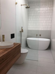 Buying tiles online: how TileCloud trio have succeeded - The Interiors Addict Tiny House Bathroom, Bathroom Renos, Small Bathroom, Master Bathroom, Tiles Online, Upstairs Bathrooms, Beautiful Bathrooms, Modern Bathrooms, Wet Rooms