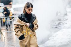 Street style: New York Fall/Winter 2017-2018 Fashion Week 83