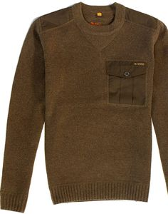 Torp sweater, by Fjallraven.