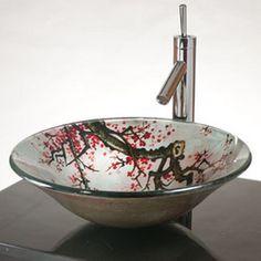 Asian Vessel Sink Google Search Gl Sinks Bathroom Kitchen Stuff