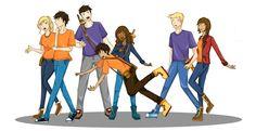 87 best Percy Jackson images in 2013 | Heroes of olympus, Percabeth