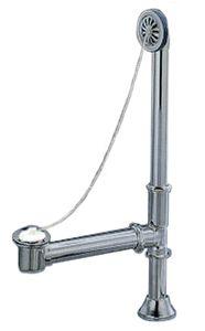 Plug and Chain Tub Drain