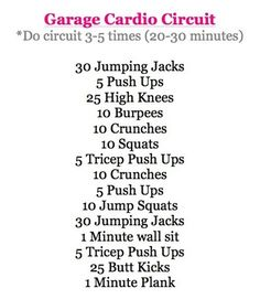 Even the busiest among us can carve out 30 minutes for a workout a few times a week. Try this circuit training routine.