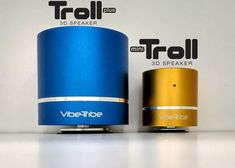 World's smallest Bluetooth Vibration Speaker.
