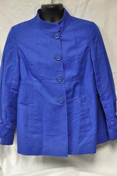 Talbots Petites Lined Blue Women's Peacoat Heavy jacket Size 12 pockets Line Jackets, Jackets For Women, Sweaters For Women, Clothes For Women, Red Cardigan Sweater, V Neck Cardigan, Heavy Jacket, Pea Coats Women, Blue Zip Ups