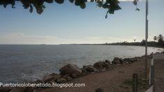 Puerto Rico lo tiene todo: Hermoso paisaje desde el barrio Pastillo de Juana ...