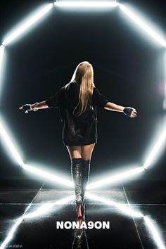 CL x NONA9ON | YG x SAMSUNG