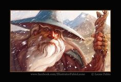 Гэндальф Gandalf toward Caradhras by Leone-art Lotr Trilogy, Frodo Baggins, The Hobbit Movies, Gandalf, Middle Earth, Lord Of The Rings, Tolkien, Elves, Supernatural