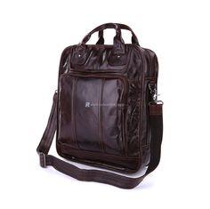 New Arrival Vintage Cow Leather Style Coffee Men's Leather Travel Bag Backpacks Big Size # Leather Backpack For Men, Leather Briefcase, Leather Crossbody Bag, Leather Handbags, Crossbody Bags, Canvas Travel Bag, Rucksack Bag, Messenger Bag, Designer Shoulder Bags