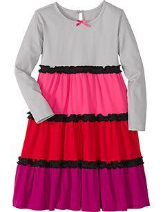 Twirl Girl Dress from #HannaAndersson.