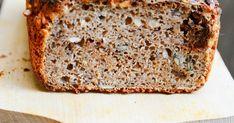 První ztestů kváskového chleba plný dobrých věcí… Vícezrnný kváskový chlebíček se sušenými rajčaty __________________... Banana Bread, Food, Eten, Meals, Diet