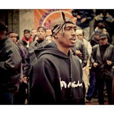 "Tupac Shakur  - Movie ""Above the Rim"""