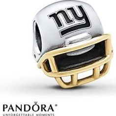 new york giants silver helmet necklace - Google Search