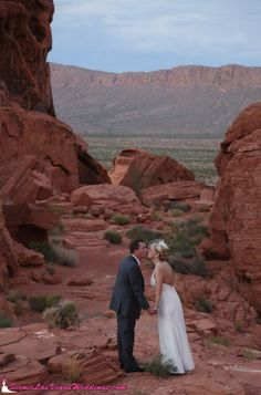 Valley of Fire State Park wedding planner