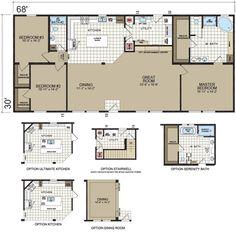 clayton homes home floor plan manufactured homes modular homes rh pinterest com