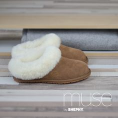 64e5f52e8 The classic Muse women's low back slipper is ideal for those lazy evenings  at home.