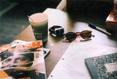 × coffee house table / #cafe #coffee