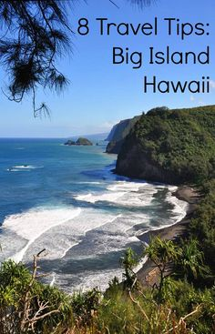 Great tips and activities for an active vacation on the Big Island of Hawaii