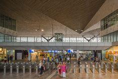Gallery of Rotterdam Central Station / Benthem Crouwel Architects + MVSA Architects + West 8 - 5