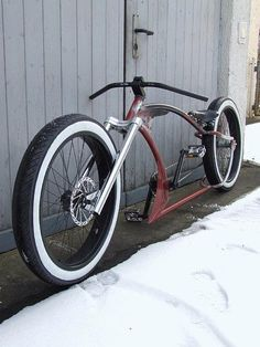 Nice bike cruiser chopper custom