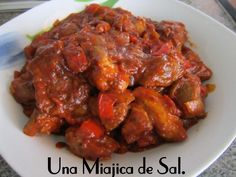 Pork Stew, Preparing For Baby, Tapas, Spain, Health Fitness, Beef, Chicken, Food, Wild Boar