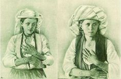 Folklored: Tattooing of Croatian Women In Bosnia-Herzegovina.