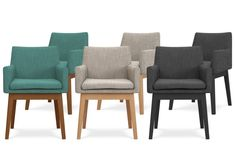 Be inspired by Castlery Australia's range of dining chairs. We sell scandi style dining chairs as well as modern and contemporary style chairs. Modern Dining Chairs, Dining Room Chairs, Dining Room Furniture, Classic Window, Duplex Design, Occasional Chairs, House And Home Magazine, Fashion Room, Chair Cushions