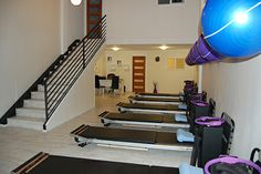The BEAUTIFUL Studio Core Pilates in Chile!