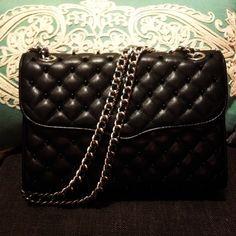 Rebecca Minkoff. My new bag, so in love!