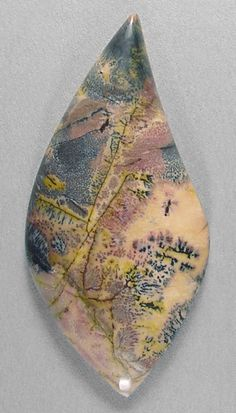 "Yellow Feather Jasper (Utah)  The foundations of the city walls were decorated with every kind of precious stone. The first foundation was jasper, the second sapphire, the third agate, the fourth emerald,"" ~ Revelation 21:19"