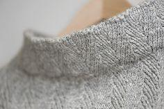 Herringbone - my new favourite stitch