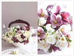 Scarlet's Table   Toronto Wedding Florist and Vintage Rental